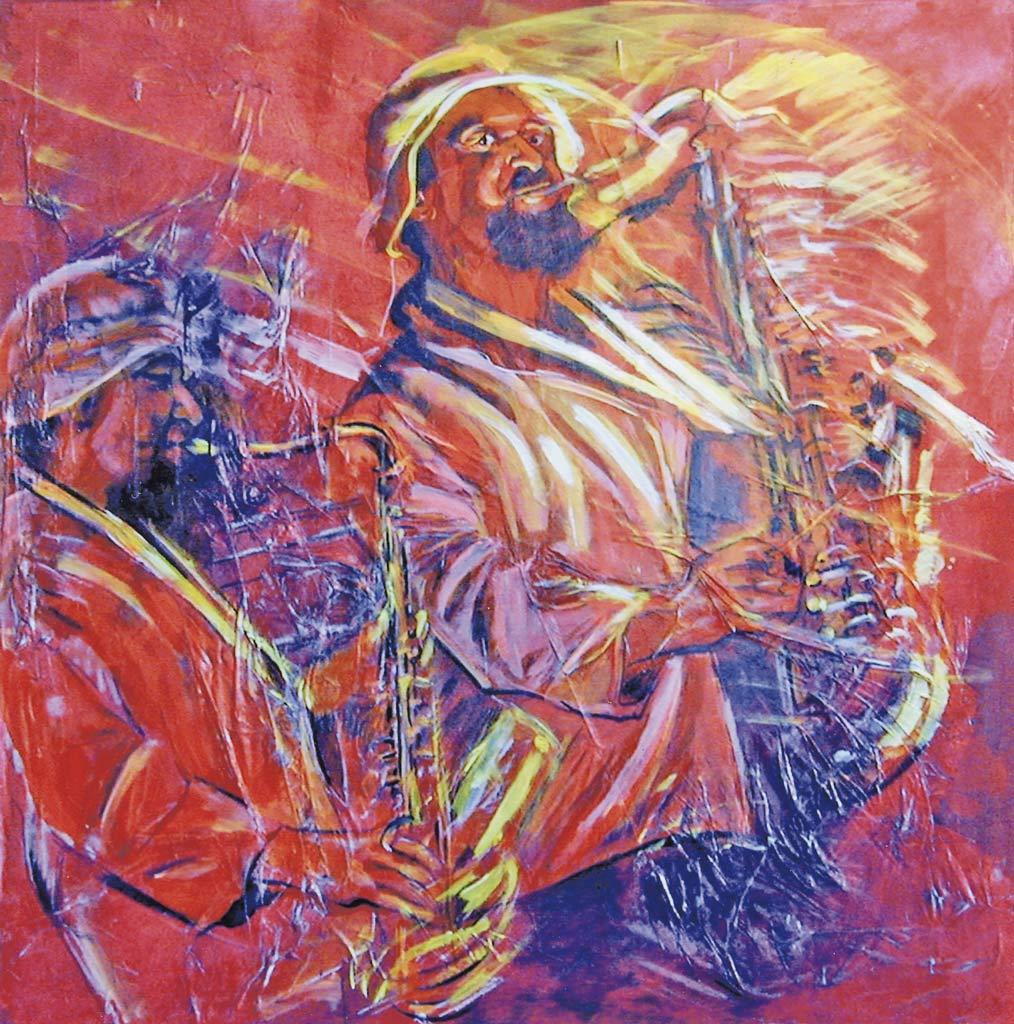 Musiker Sonny Rollins