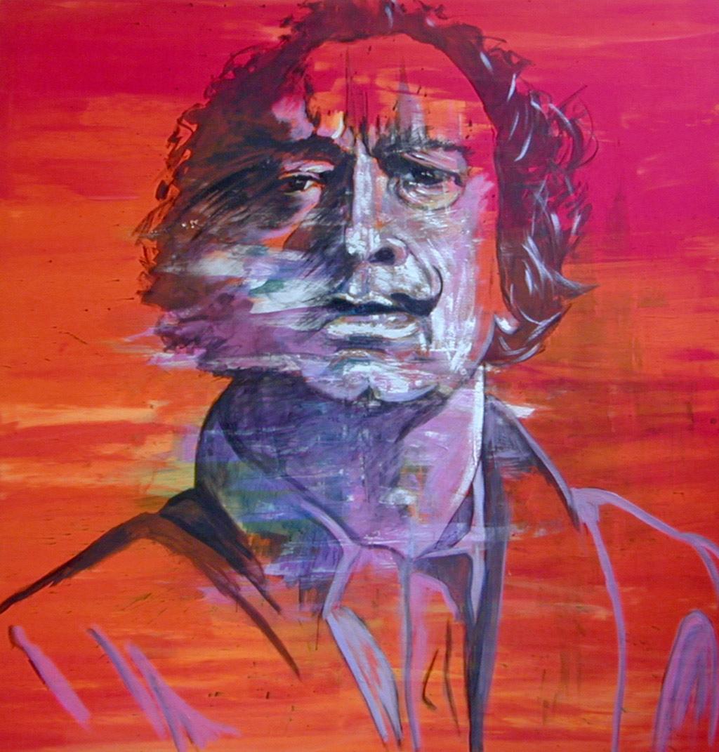 Porträt_Salvador Dali_120x120 cm_ver.