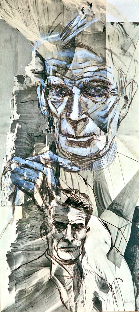 Composing_Collage Samuel_Beckett